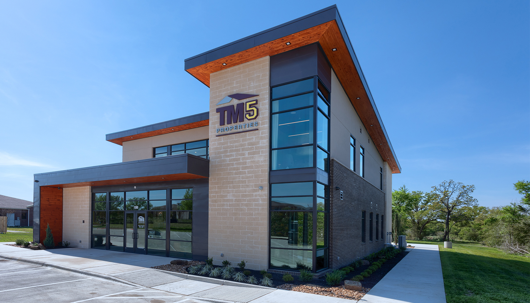 TM5 Tower Exterior