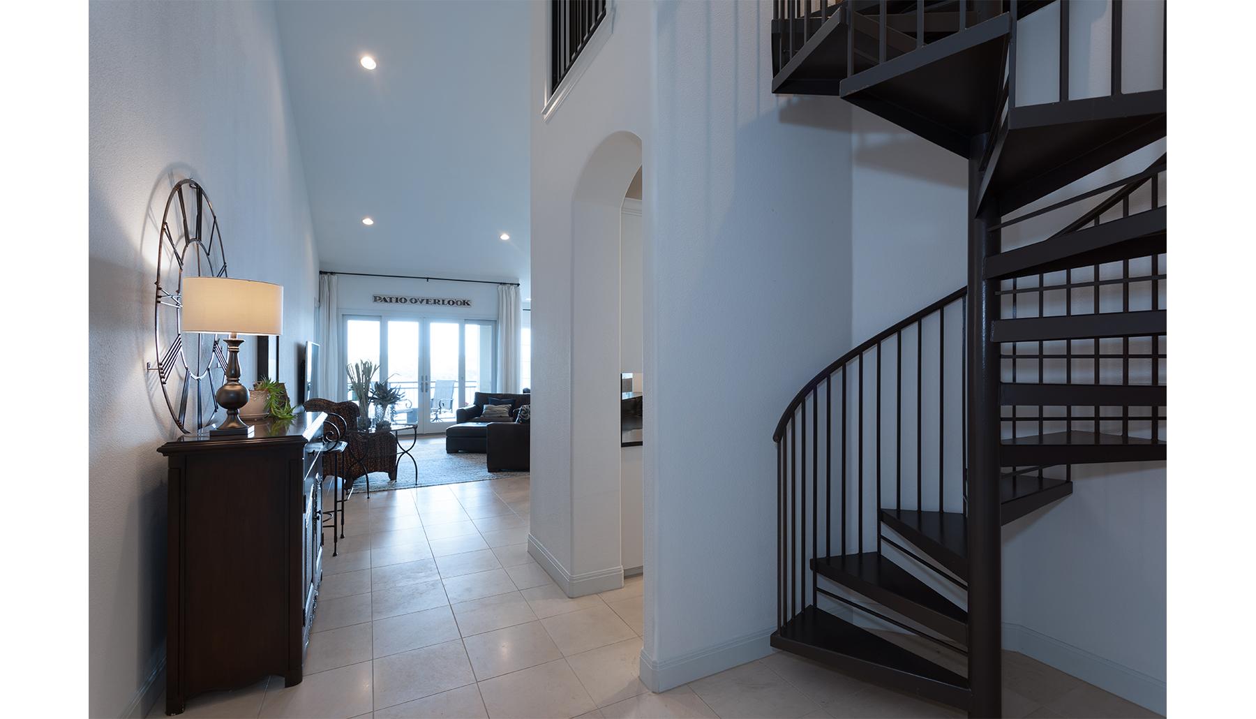 Marina Village Stairs