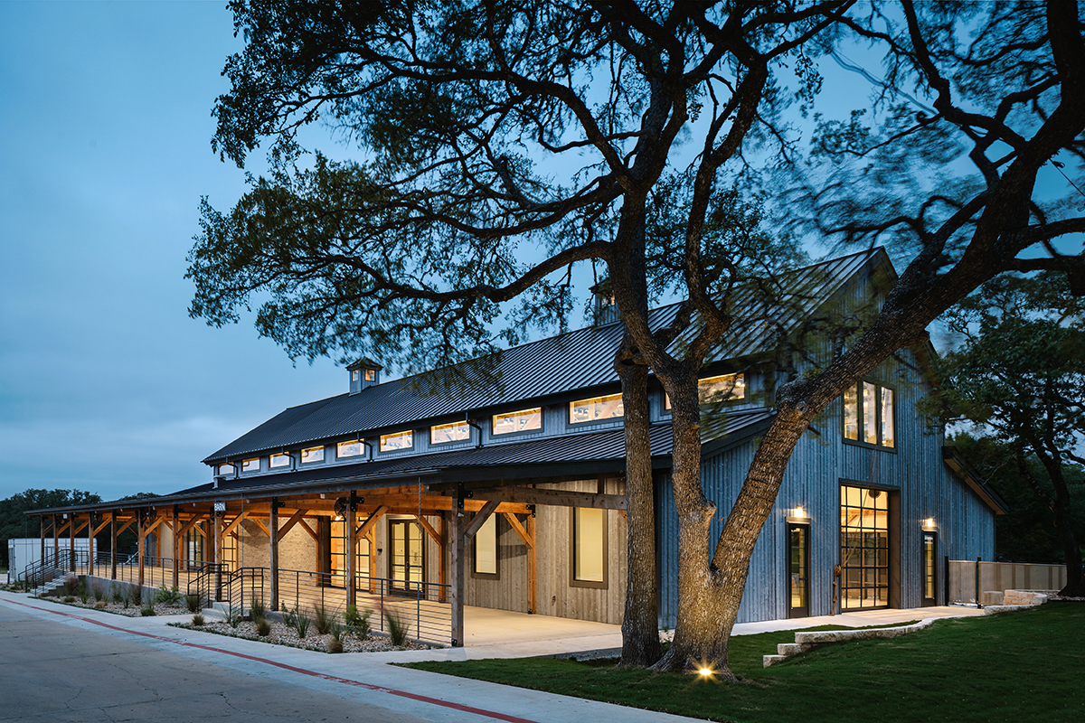 Code Ranch Twilight Side Exterior Angle.