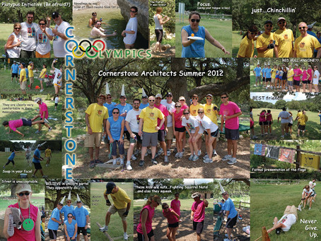 A look back at Cornerstone Olympics