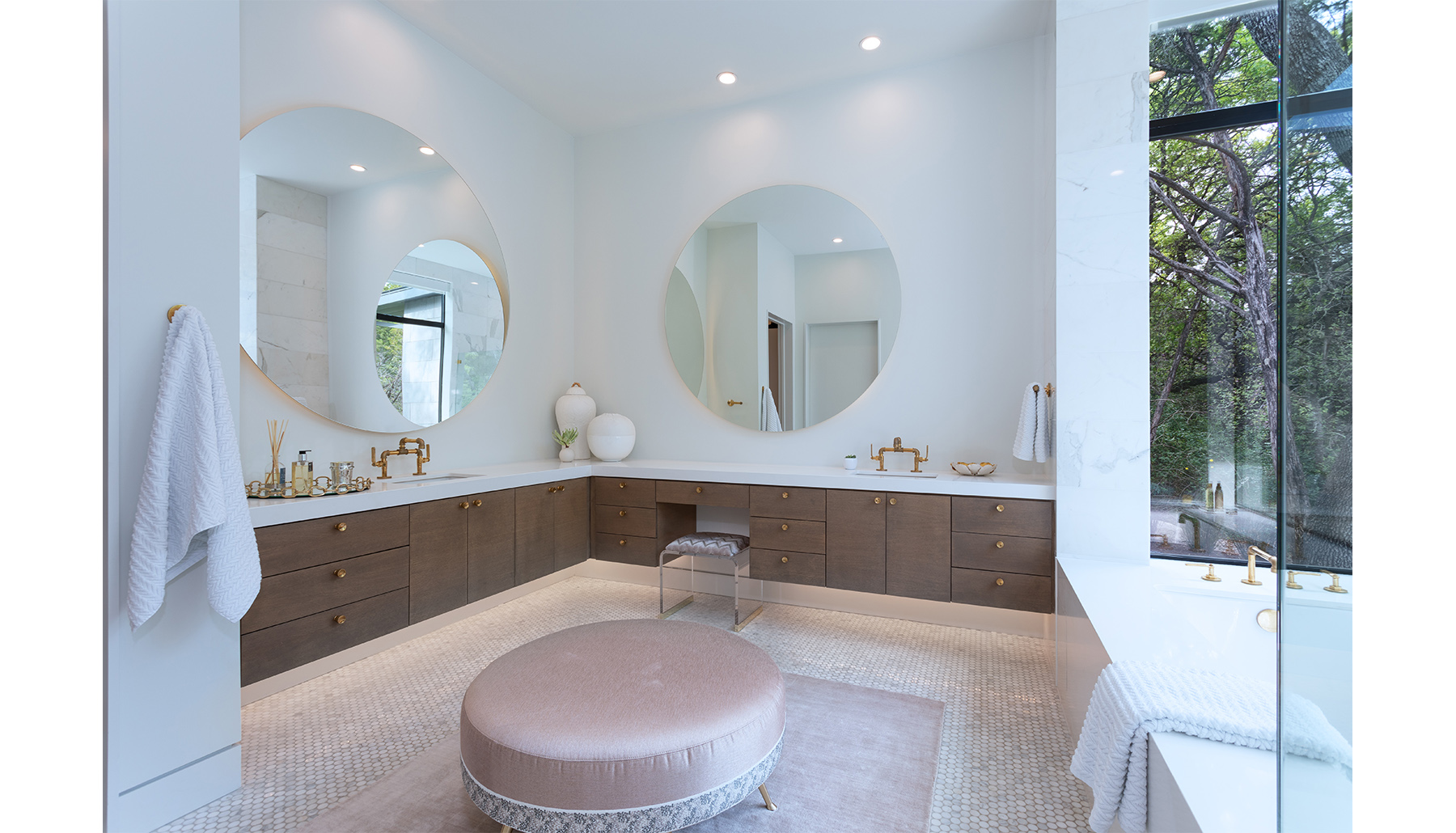 Madrones Master Bathroom