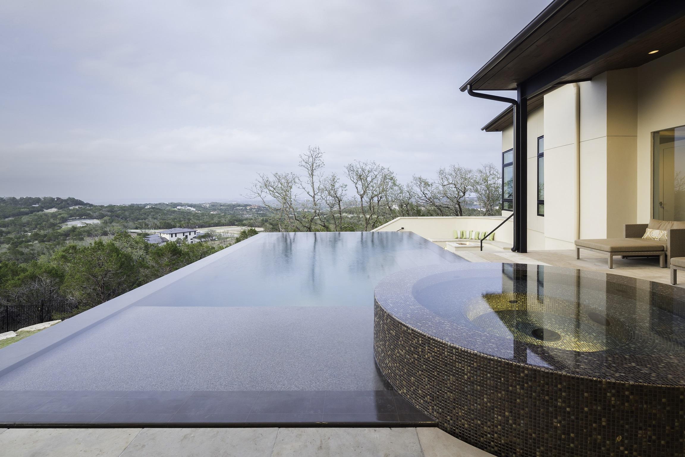 Duckhorn Residence - infinity pool
