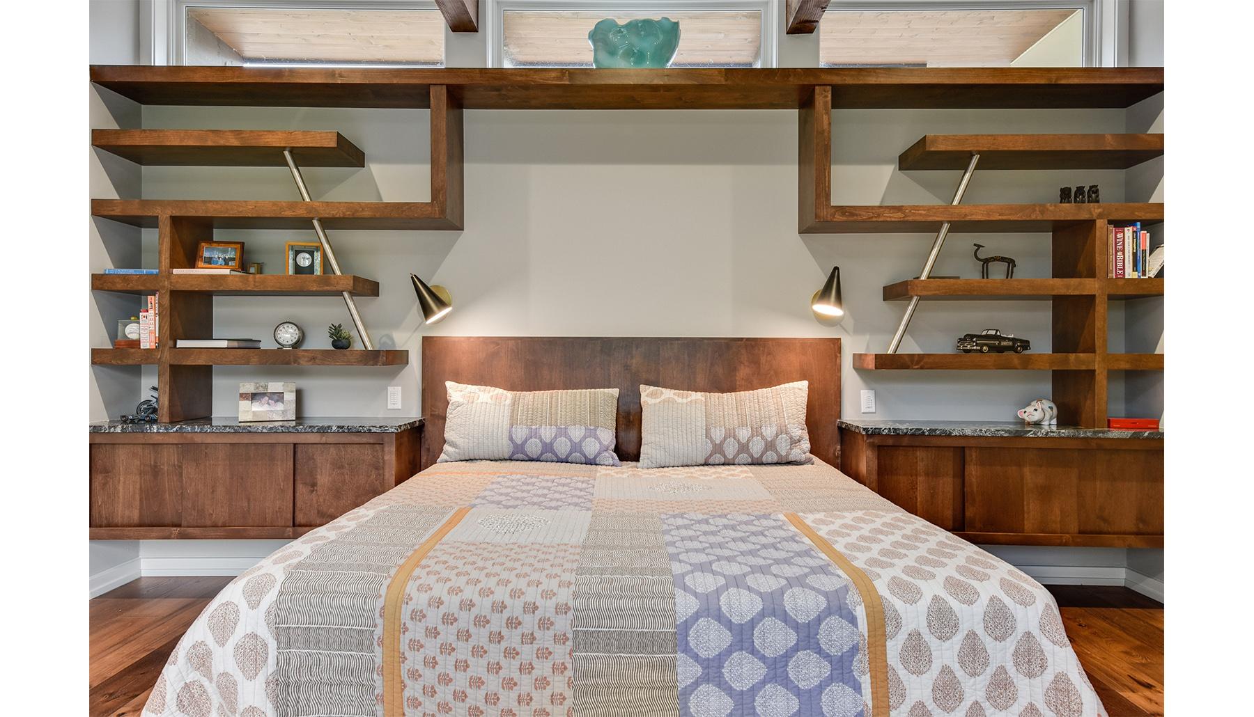 Greenshores Bedroom