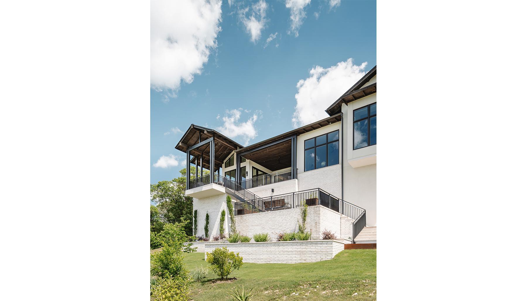 Amarra Residence Rear Exterior