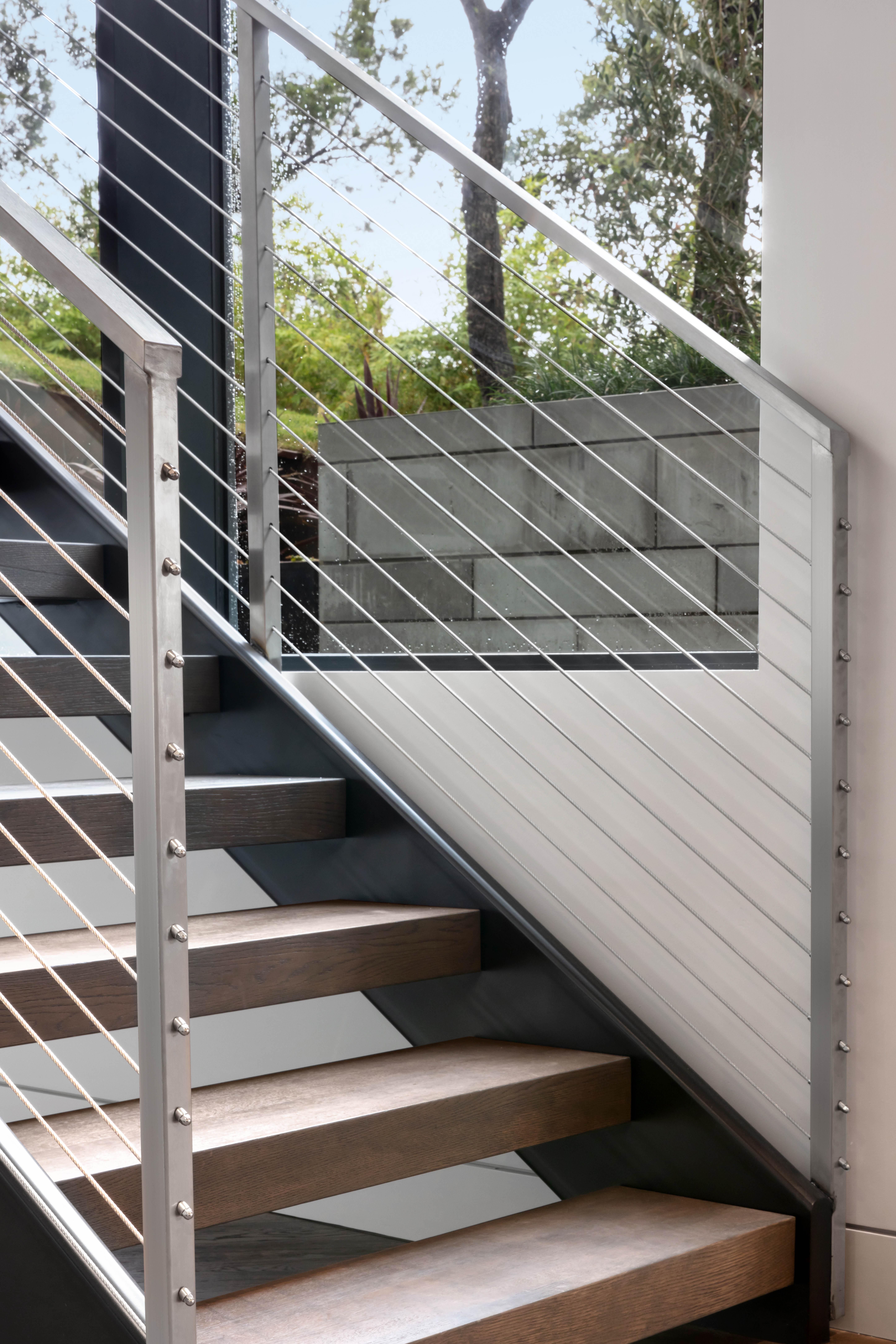 Blue Grass Staircase