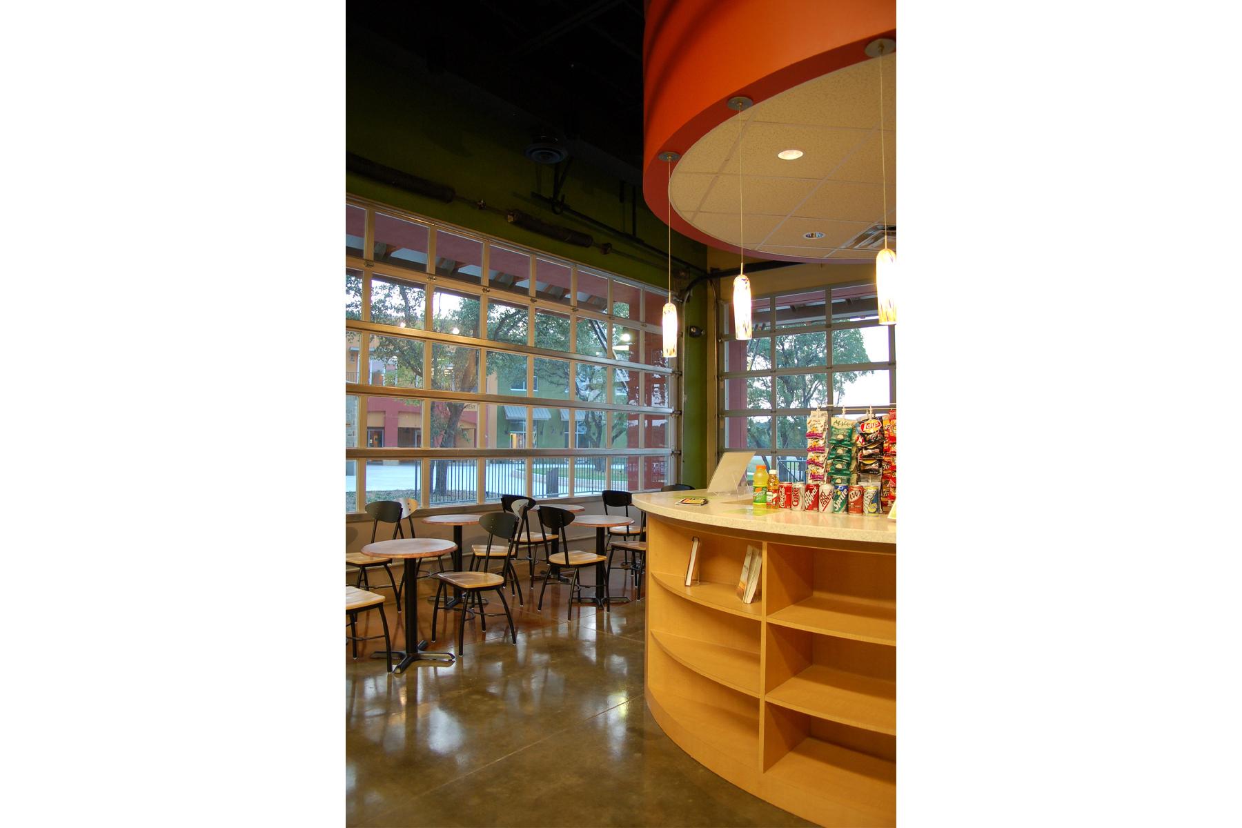 Gateway Church Coffee Lounge
