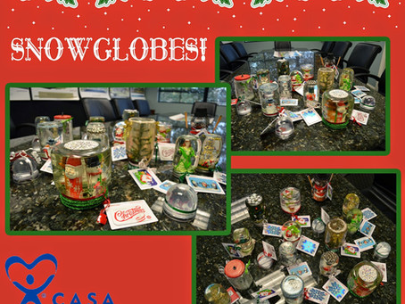 Snowglobes for CASA