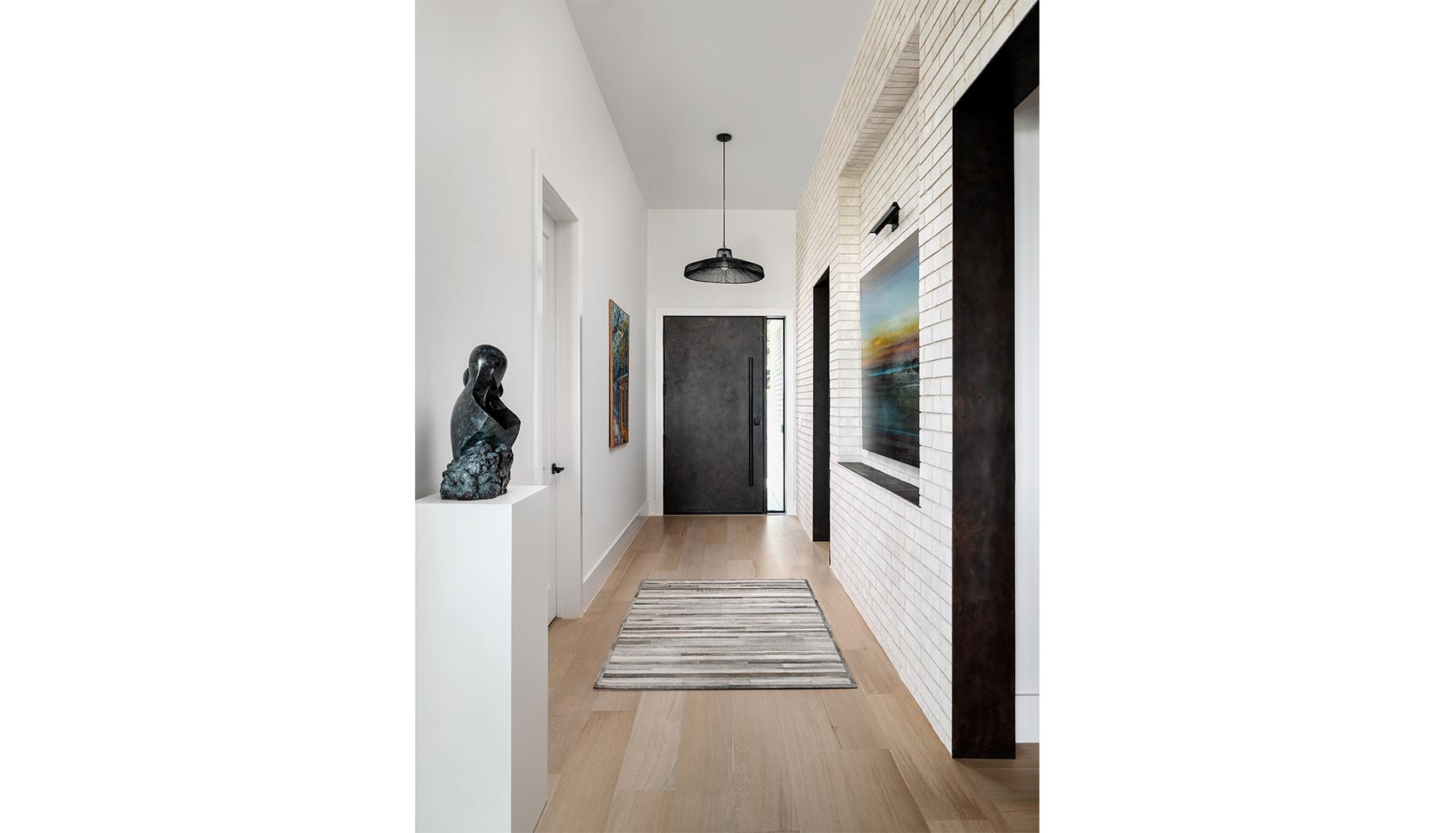 Amarra Residence Hallway