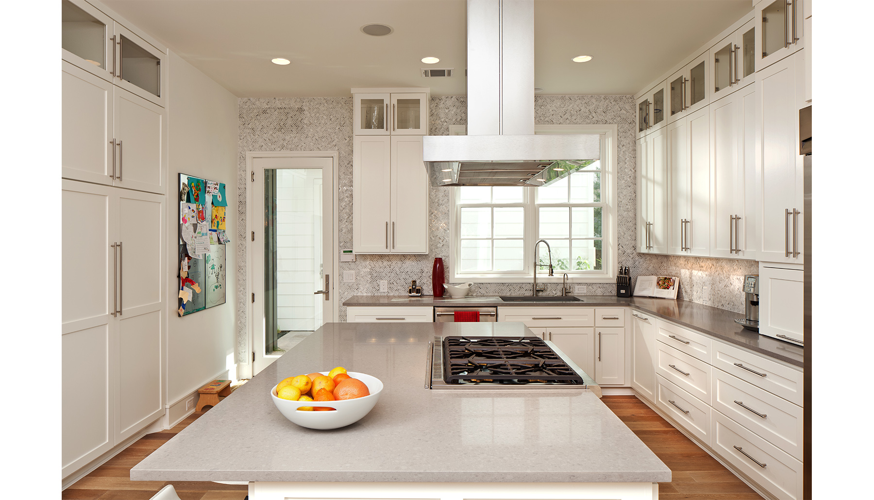 Westover Residence Kitchen