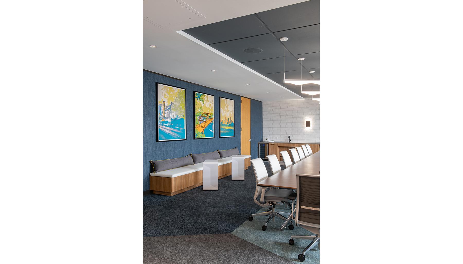 Campus Advantage Conference Interior