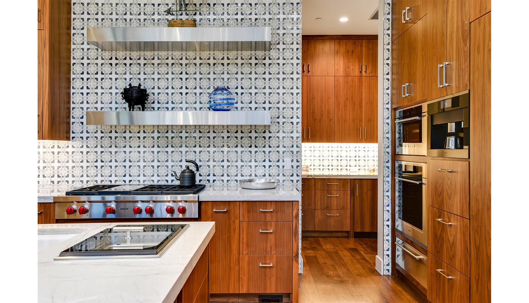 Greenshores Kitchen Detail