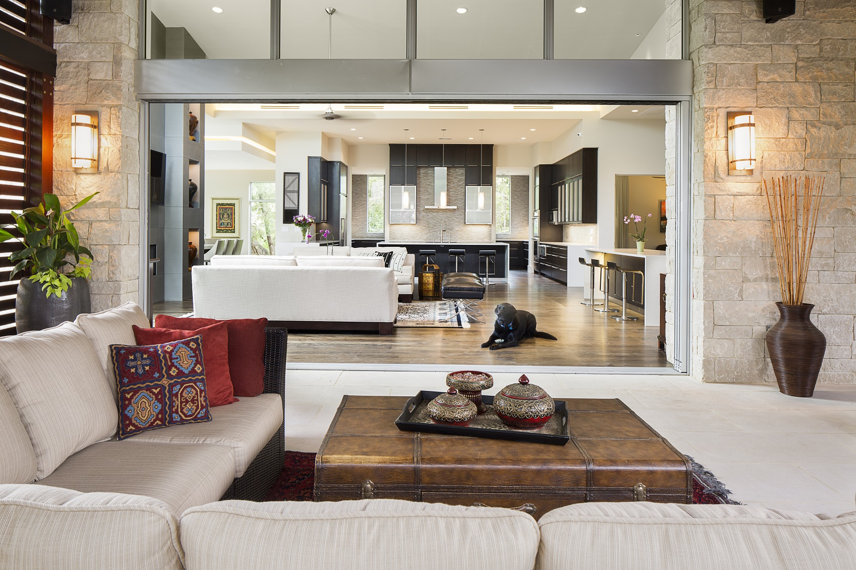 Stratford Residence-02-living-space