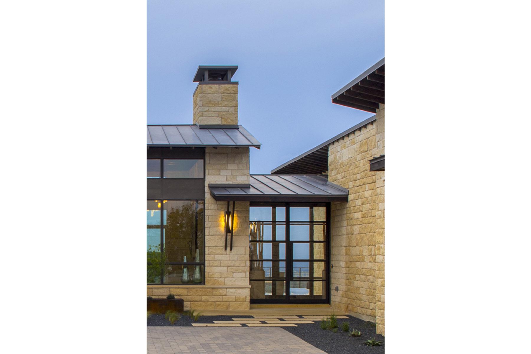 serene-hills-front-door