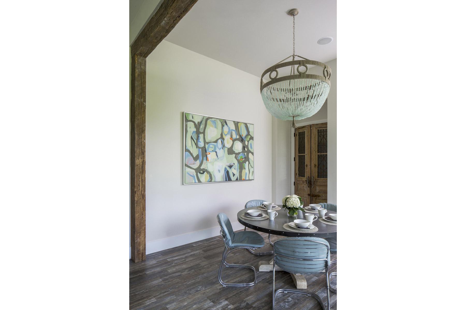 Coffee Residence - breakfast table