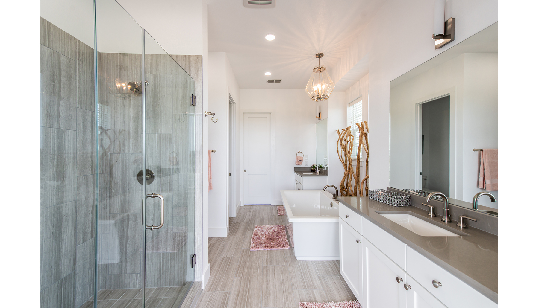 Palmilla Master Bathroom