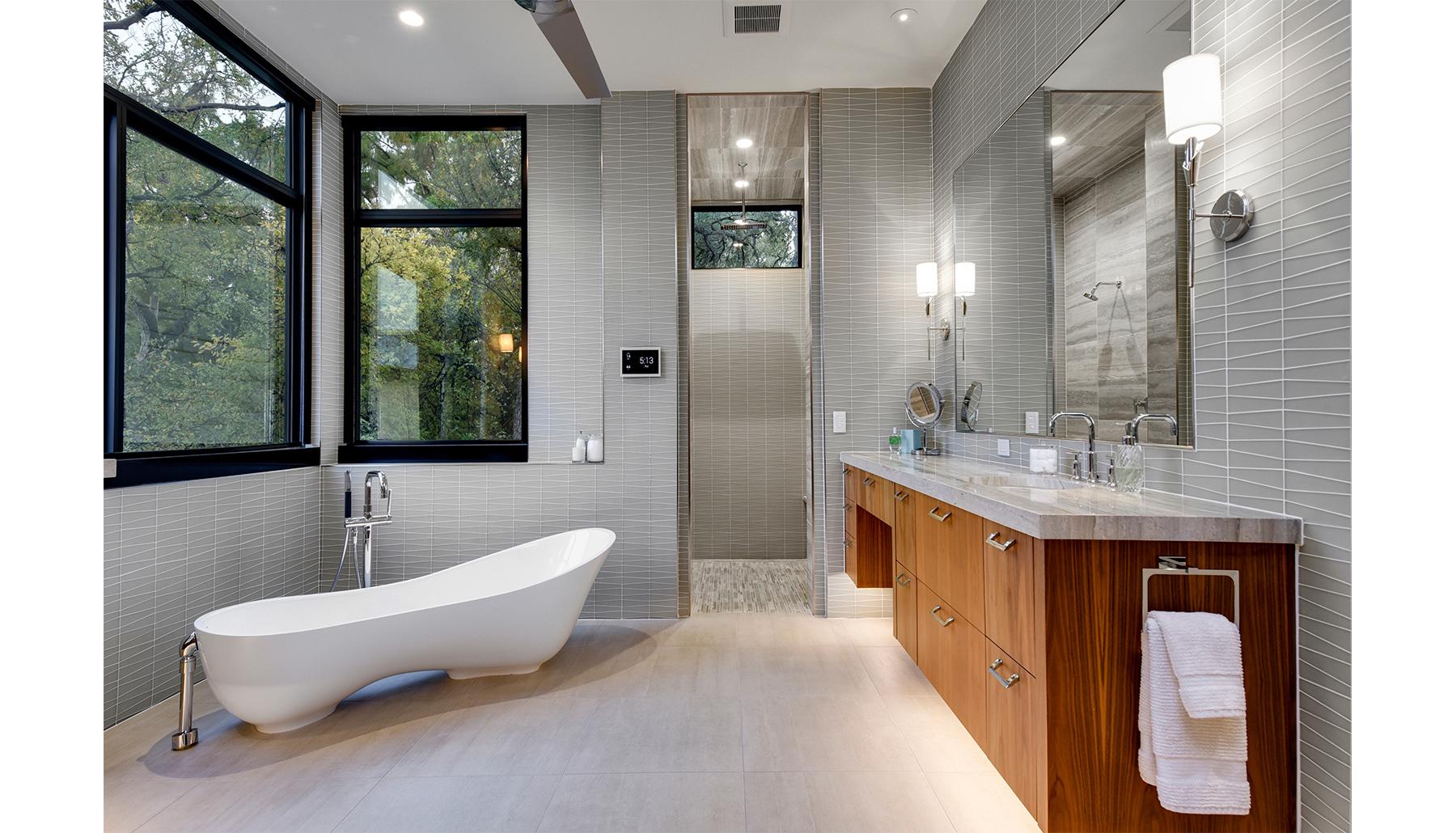 Greenshores Master Bath