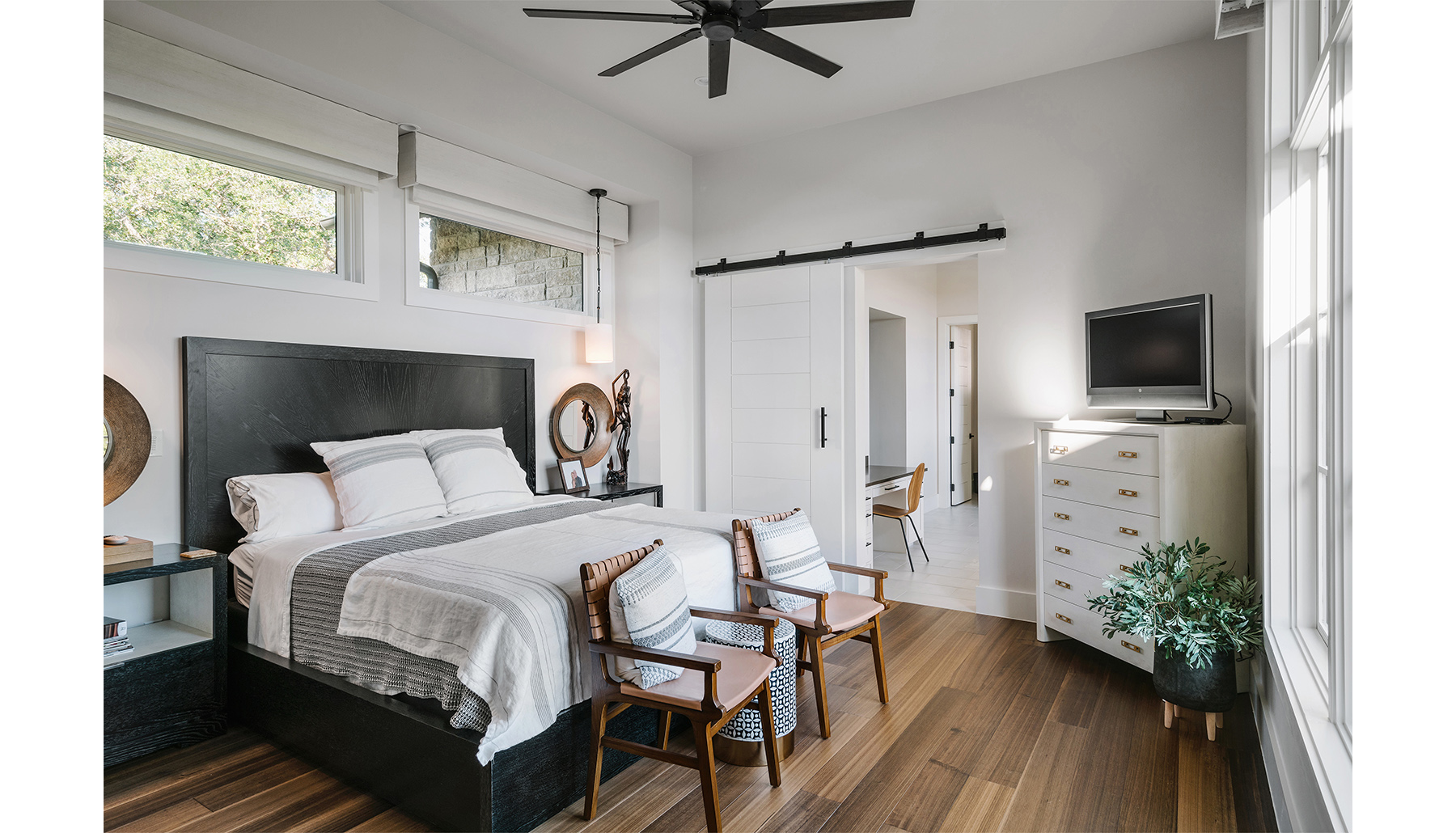 Spicewood Master Bedroom