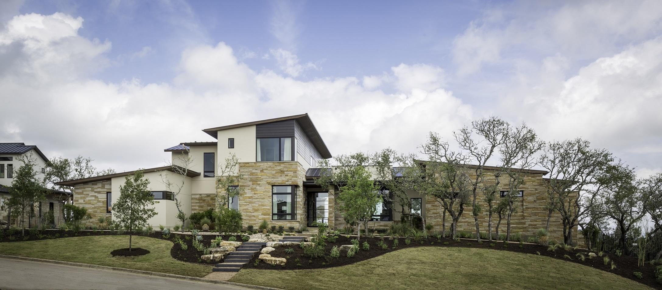 Duckhorn Residence - exterior shot