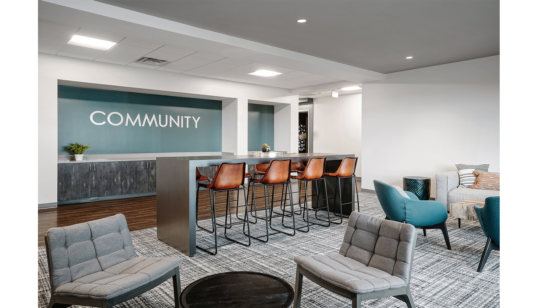 Westside Church Community Lounge