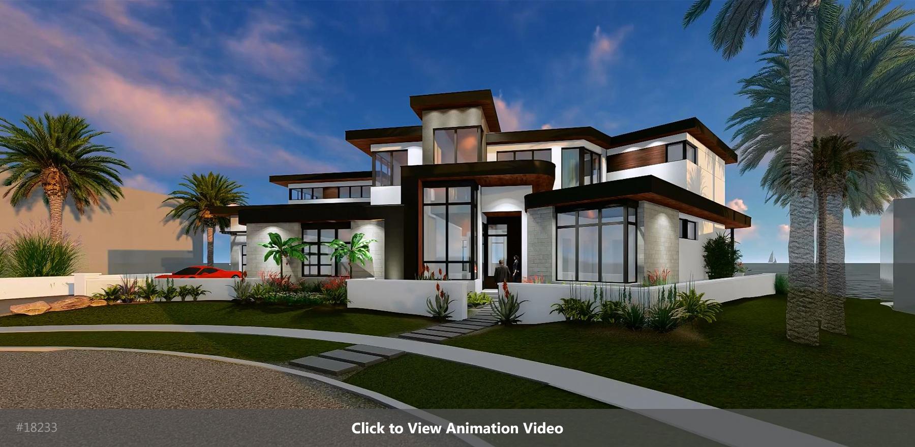 Modern Coastal Residence
