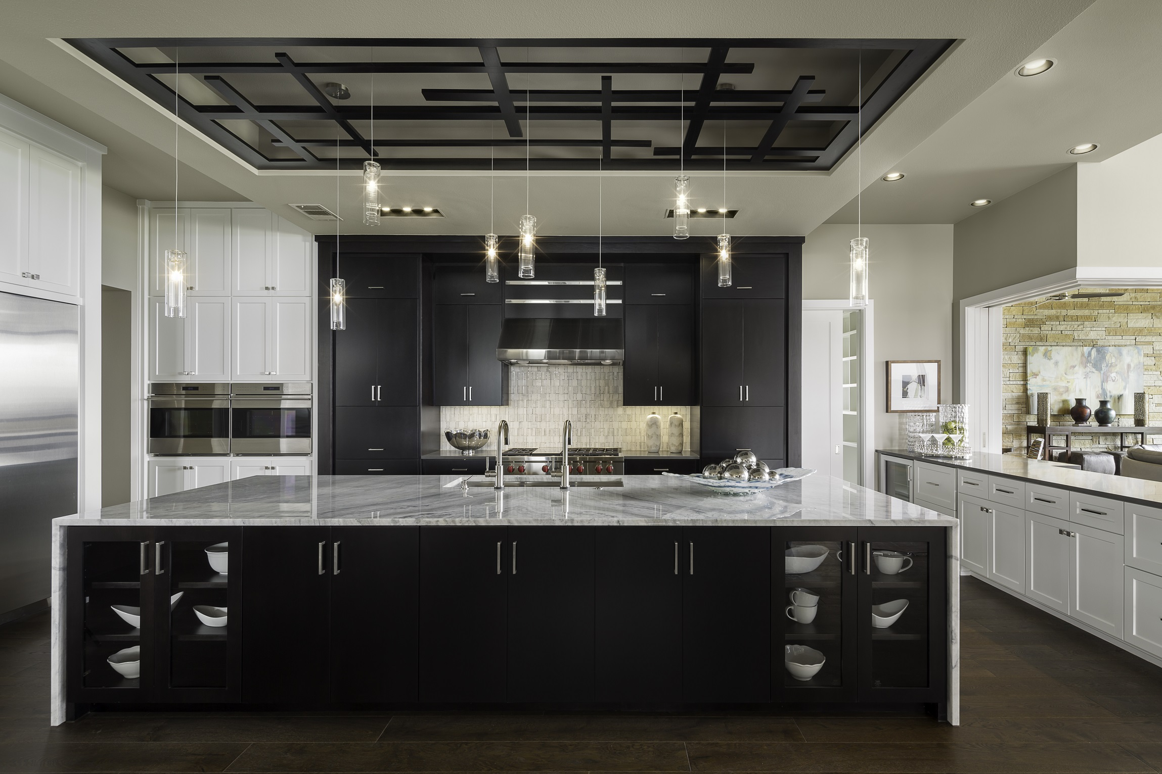Duckhorn Residence - kitchen