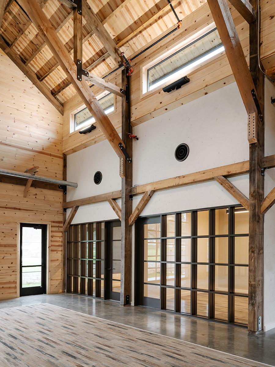 Code Ranch Vertical Interior