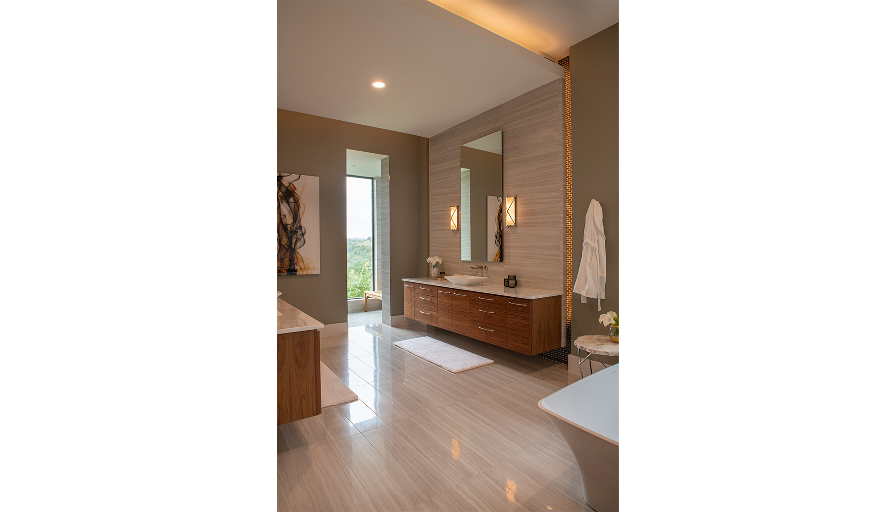 Amarra Master Bathroom