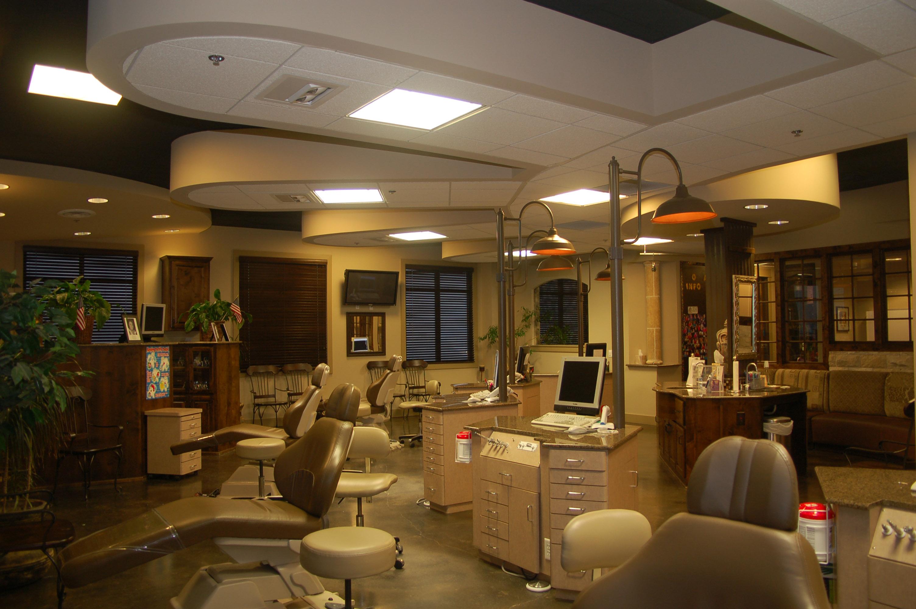 Orthodontist Exam Area