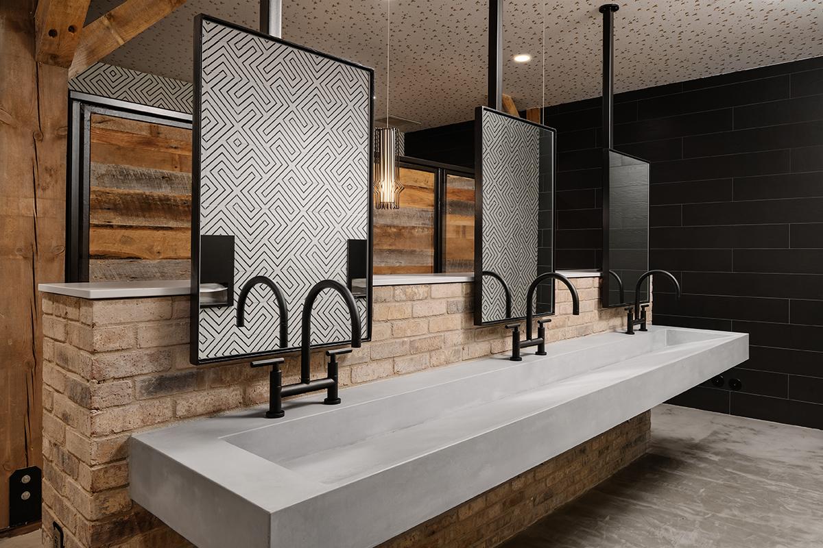 Code Ranch Bathroom