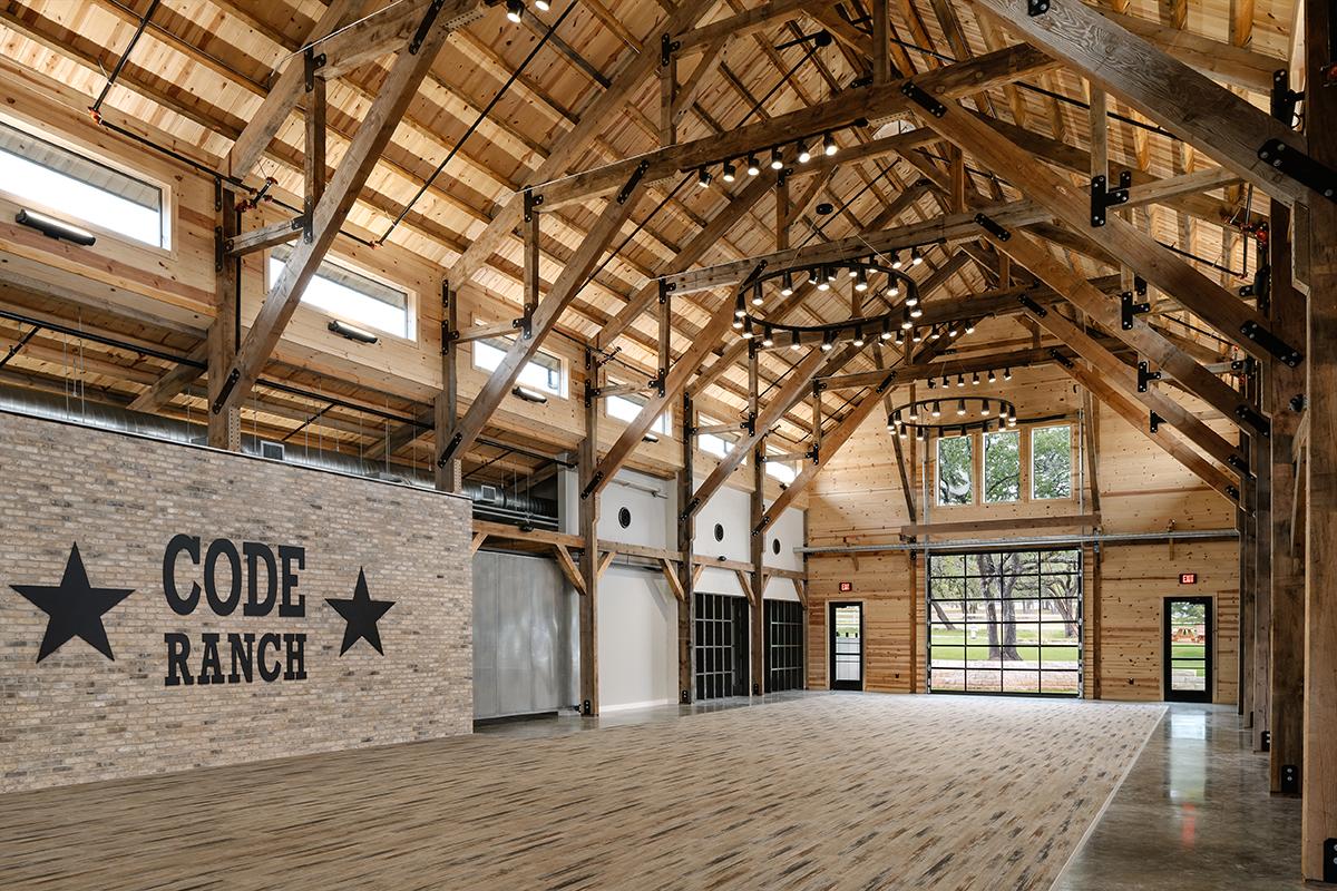 Code Ranch Interior