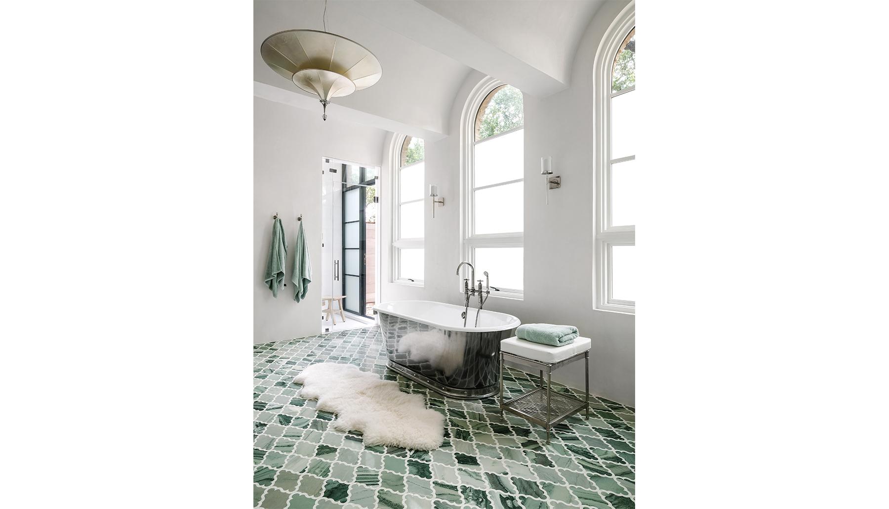 Island Knoll Master Bath