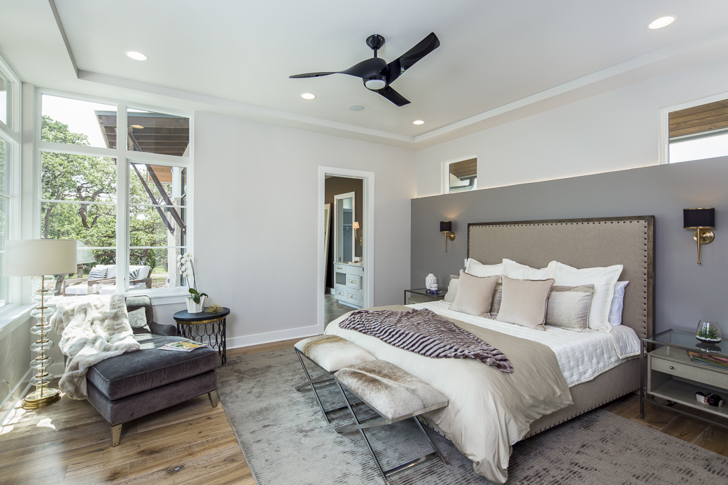 Reserve Tour - master bedroom