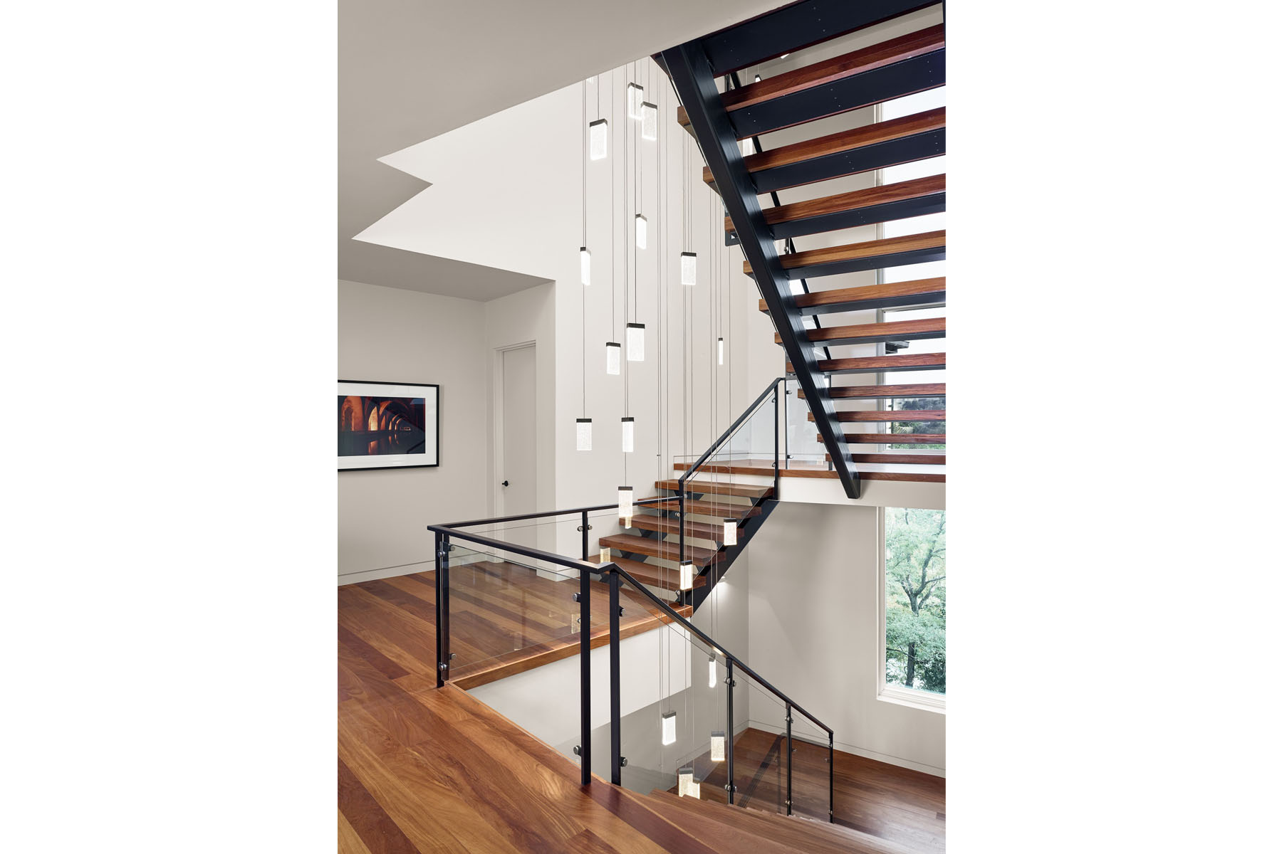 Rollingwood residence - staircase
