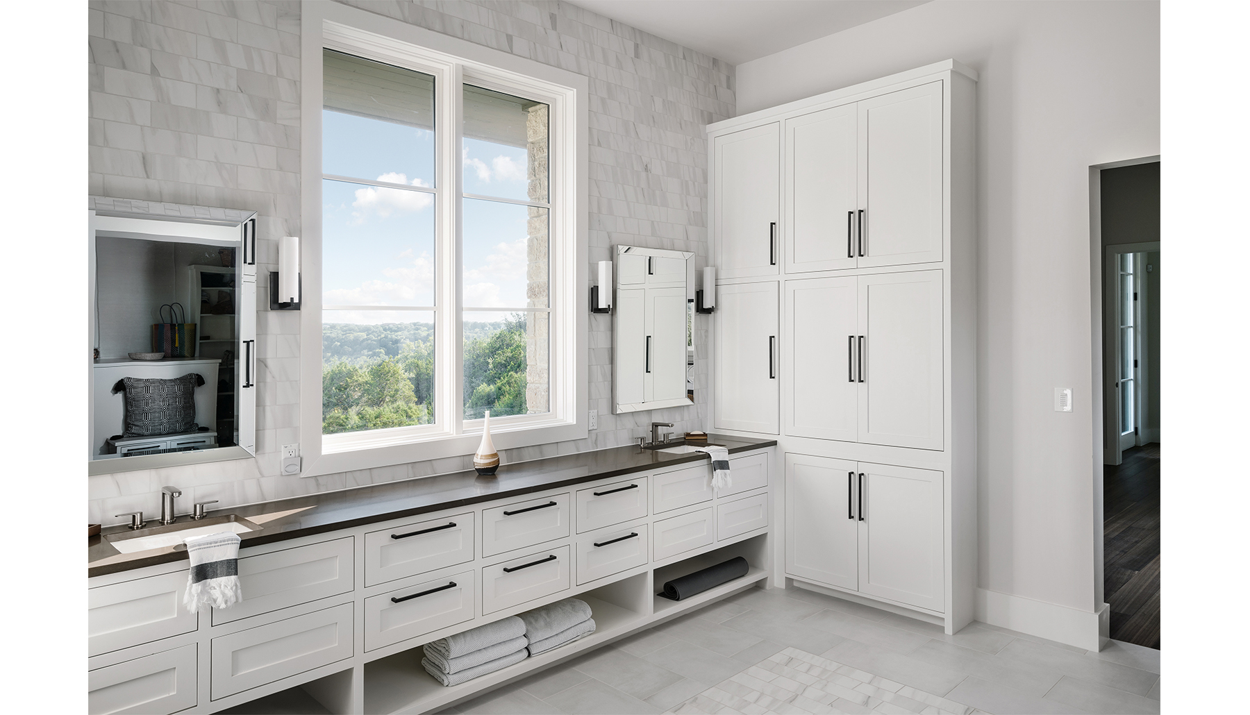 Spicewood Master Bathroom