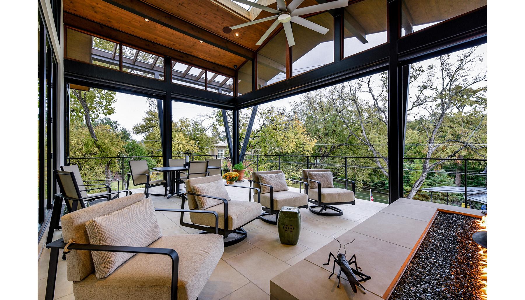 Greenshores Open Outdoor Living
