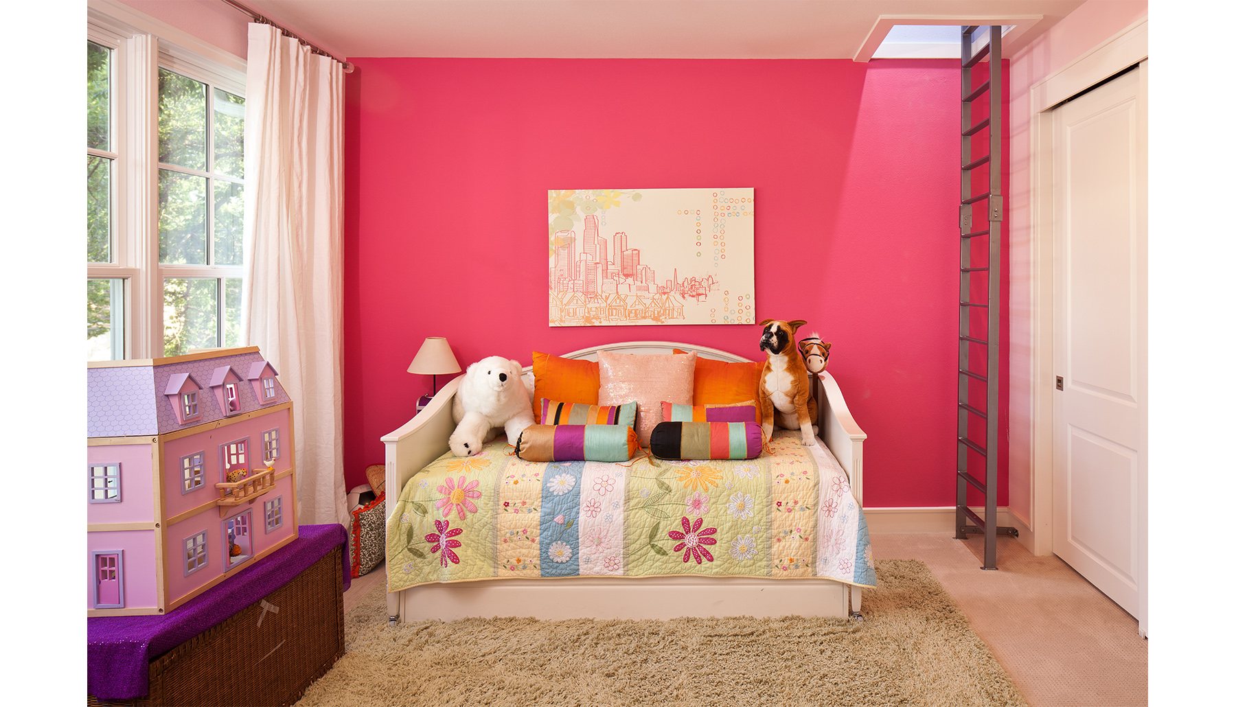 Westover Residence Kids Room