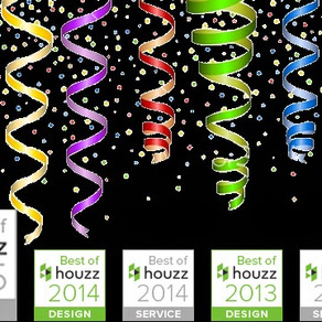 "Cornerstone awarded ""Best of Houzz"""
