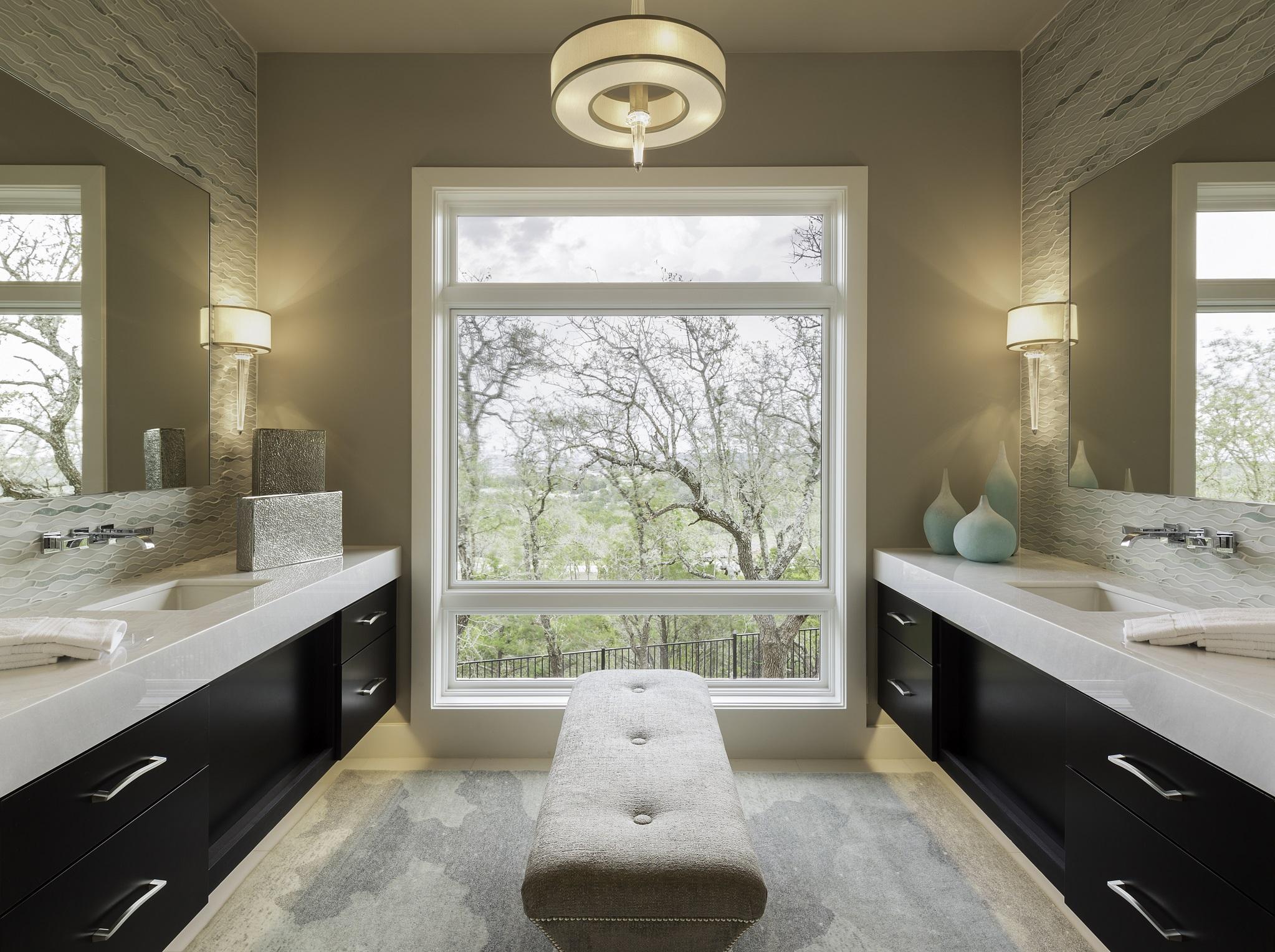 Duckhorn Residence - master bath