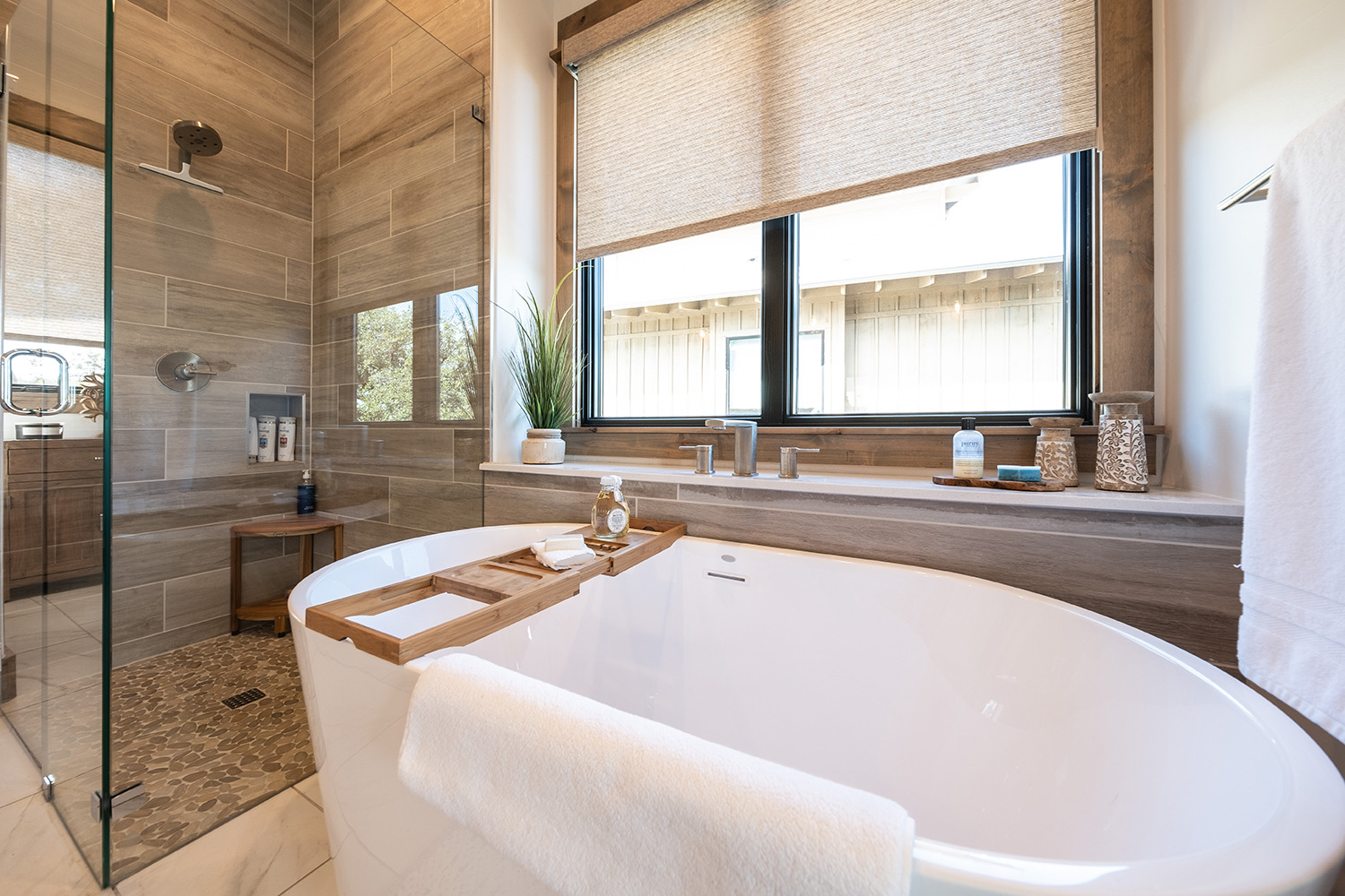 Treehouse Master Tub