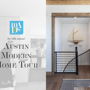Austin Modern Home Tour: Going Virtual!