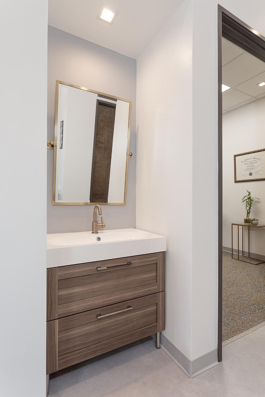 Luxe Vision Sink Vanity