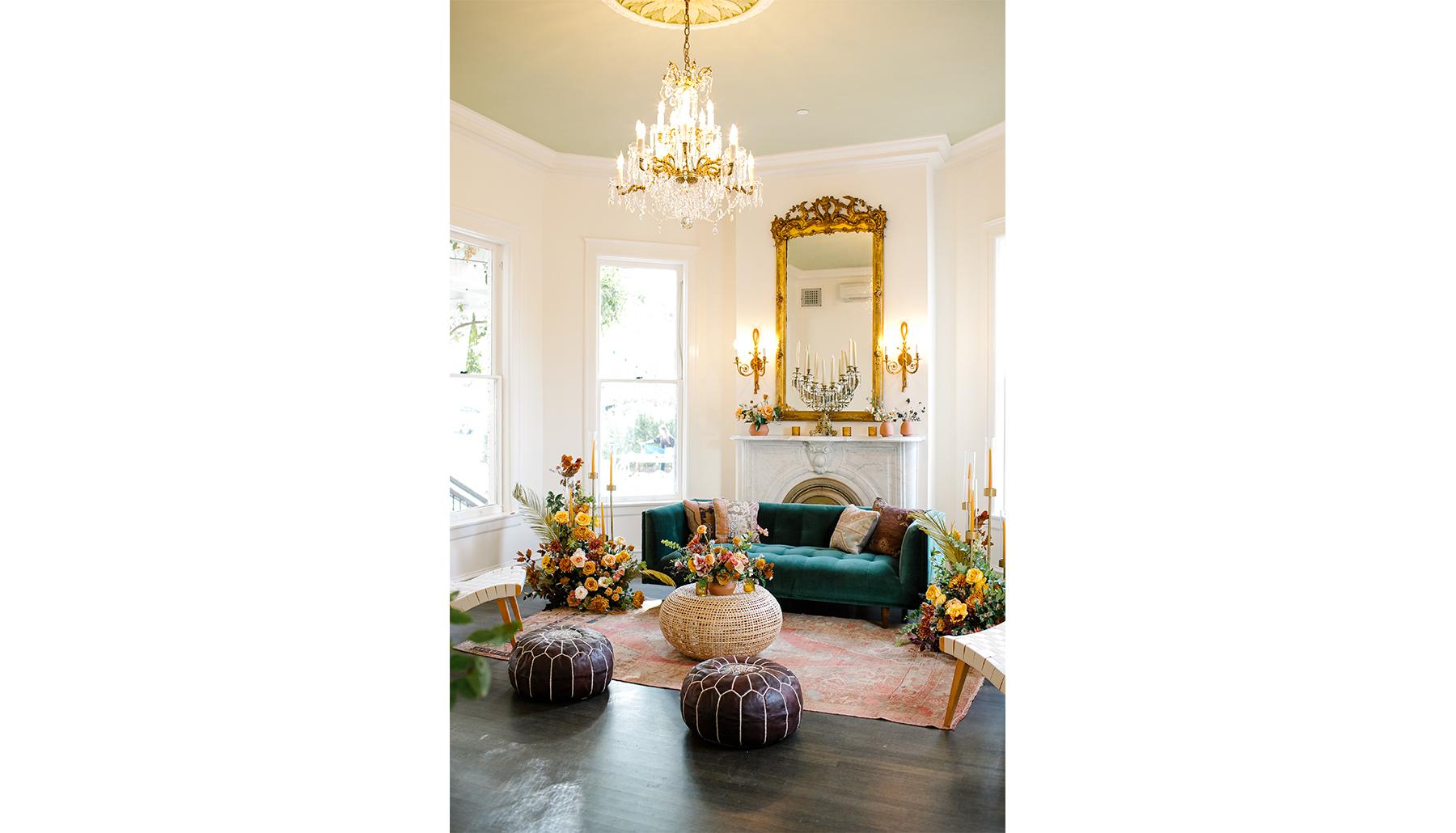 Woodbine Mansion Interior 2
