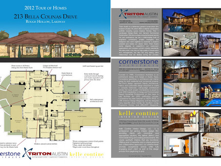 Join Cornerstone Architects at HBA Tour of Homes