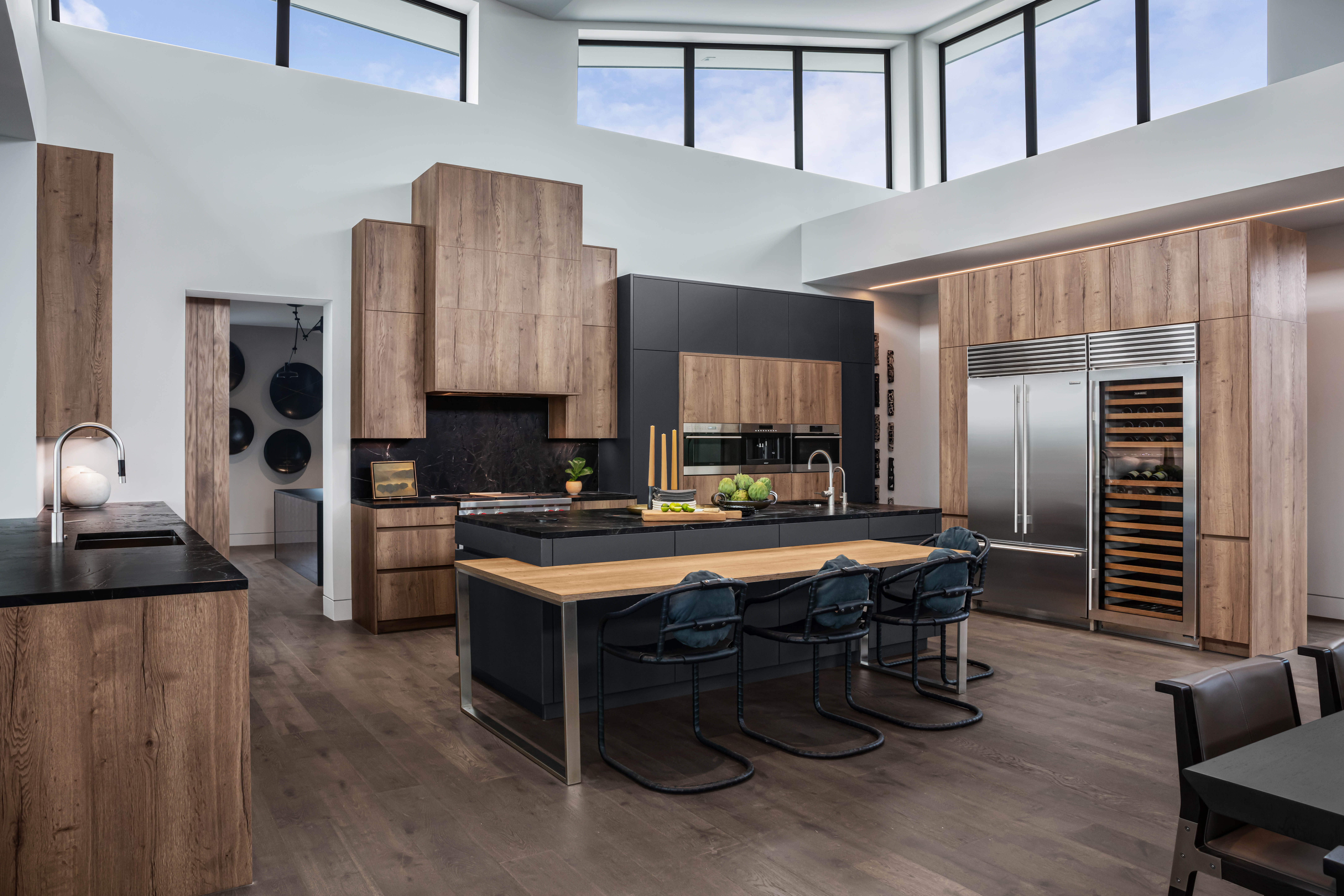 Blue Grass Kitchen Overall