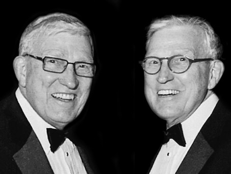 Happy Retirement to Professors John and Jim White!