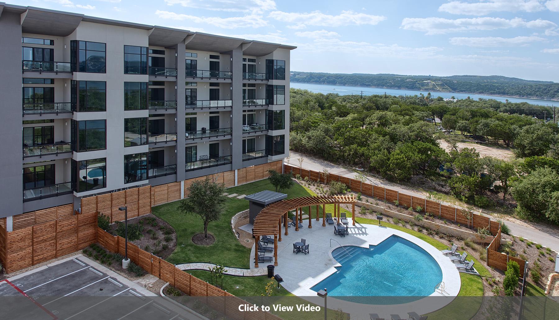 Waterfall Condominiums Lake Travis