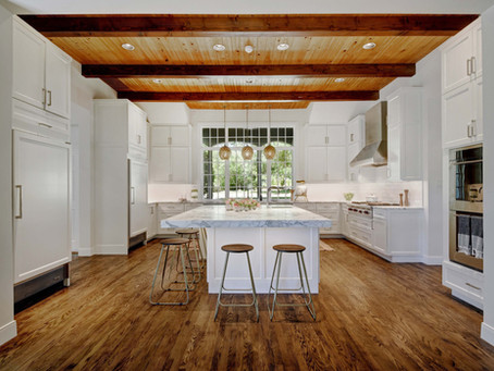 Drab to Fab! A Residential Remodel Story...