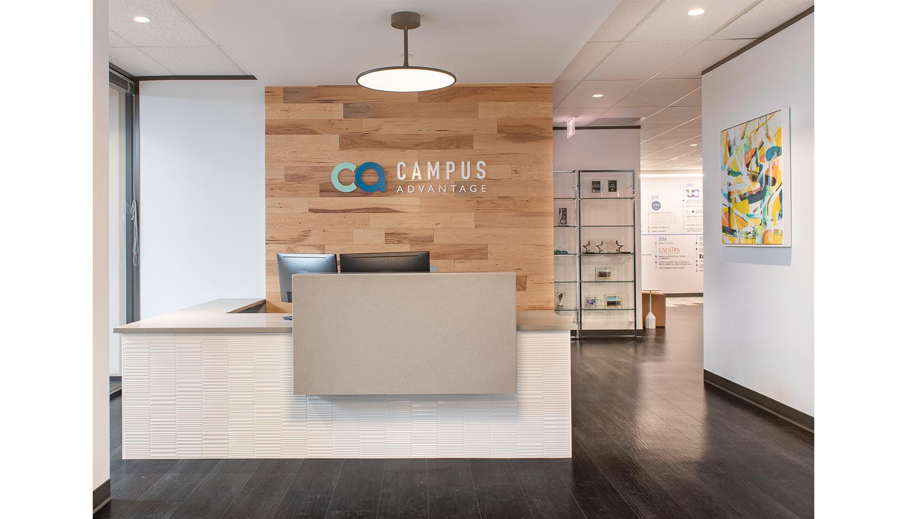 Campus Advantage Reception