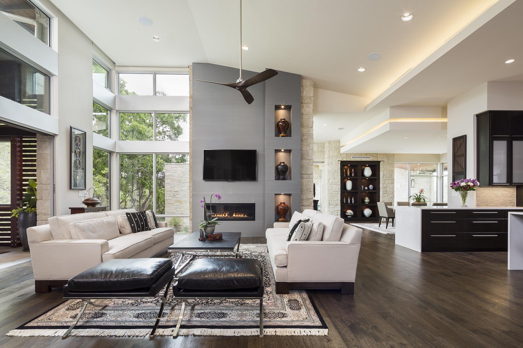 Stratford Residence-04-living-view
