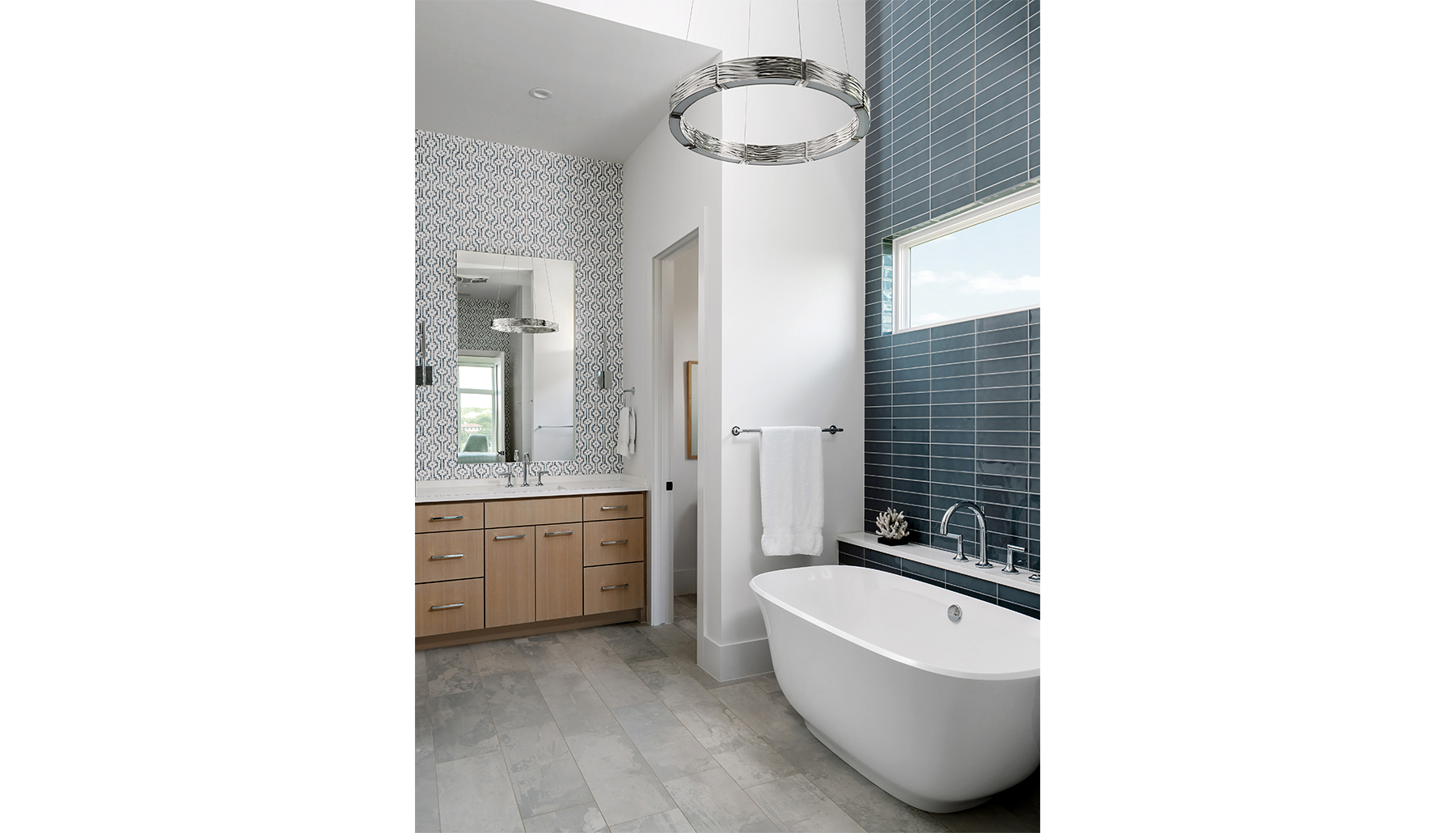 Amarra Residence Master Bath